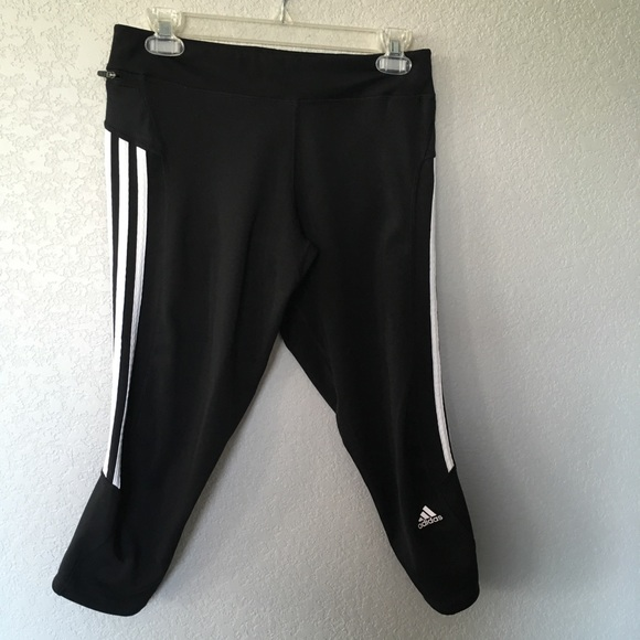 2036896c987 adidas Pants | Response Climalite Capri Leggings | Poshmark